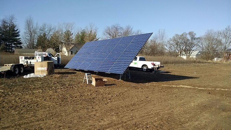 Solar Panels in Warsaw, IN | Collier's Heating & Air