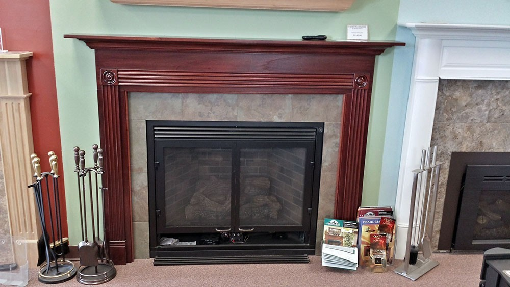Fireplace Design the fireplace shoppe : Fireplace Systems & Service in Warsaw, IN | Collier's Heating ...