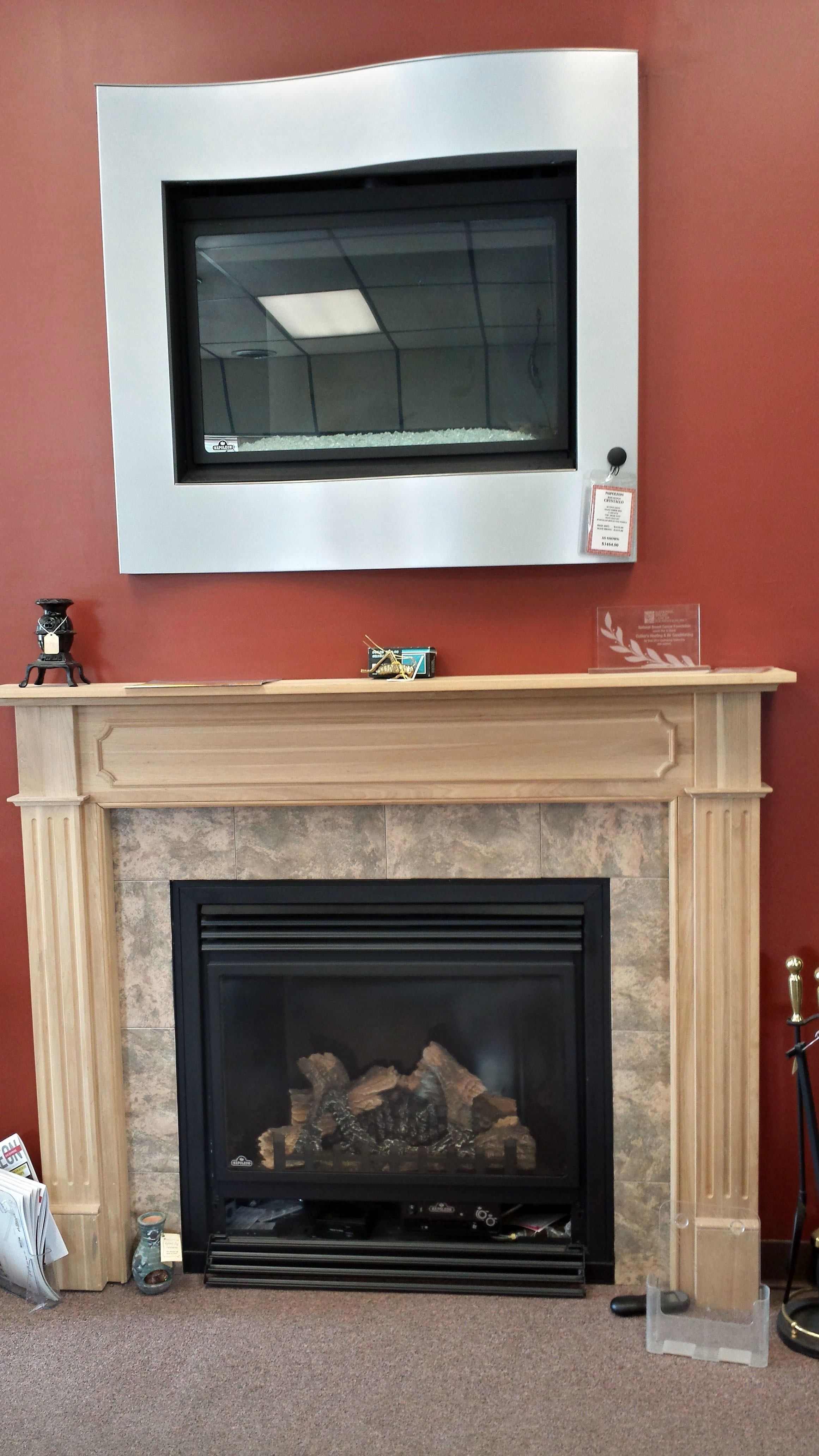 fireplace systems u0026 service in warsaw in collier u0027s heating