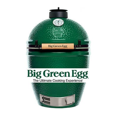 Click here to explore the Big Green Egg brand.