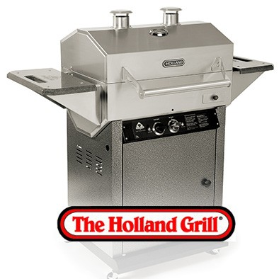 Click here to explore the Holland Grills brand.