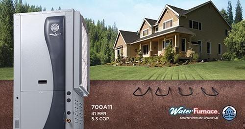 Geothermal Energy Home