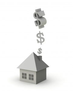 dollar-signs-out-house-chimney