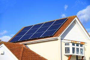 solar-panel-on-roof-of-home